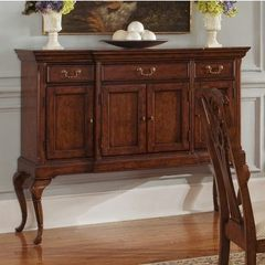 Buy Liberty Furniture Ansley Manor Sideboard in Cherry, Medium Wood on sale online