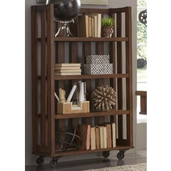 Buy Liberty Furniture Arlington House 60 Inch Open Bookcase on sale online