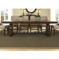 Buy Liberty Furniture Armand Dining 106x42 Rectangular Dining Table on sale online