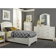 Buy Liberty Furniture Avalon II 2 Piece Leather Kids Bedroom Set on sale online