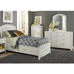 Buy Liberty Furniture Avalon II 2 Piece Storage Kids Bedroom Set on sale online