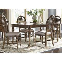 Buy Liberty Furniture Barrett Lakes 88x42 Rectangular Room Set on sale online