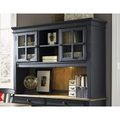 Buy Liberty Furniture Bungalow II Jr Executive Credenza Hutch on sale online