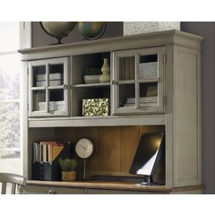 Buy Liberty Furniture Bungalow Jr Executive Credenza Hutch on sale online