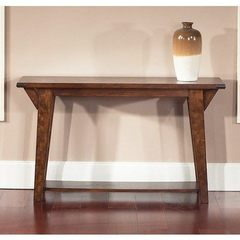 Buy Liberty Furniture Cabin Fever 48x18 Rectangular Sofa Table in Brown on sale online
