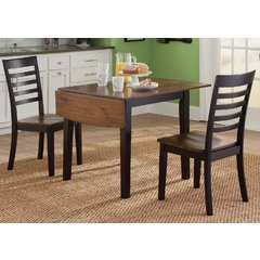 Buy Liberty Furniture Cafe Dining 3 Piece 48x30 Dining Room Set on sale online