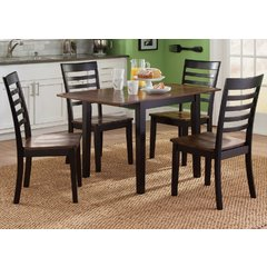 Buy Liberty Furniture Cafe Dining 5 Piece 48x30 Dining Room Set on sale online
