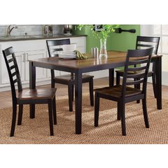 Buy Liberty Furniture Cafe Dining 5 Piece 60x36 Dining Room Set on sale online