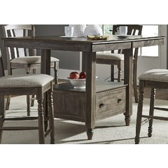 Buy Liberty Furniture Candlewood 72x42 Center Island Table on sale online