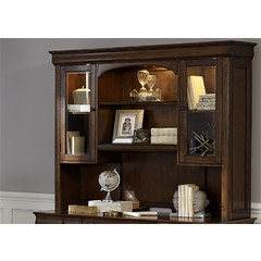 Buy Liberty Furniture Chateau Valley Credenza Hutch on sale online