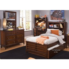 Buy Liberty Furniture Chelsea Square 2 Piece Kids Bedroom Set on sale online