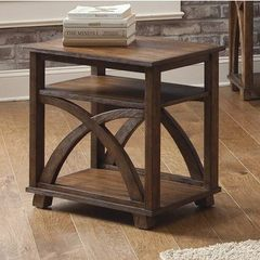 Buy Liberty Furniture Chesapeake Bay 26x22 Rectangular End Table in Oak on sale online