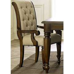 Buy Liberty Furniture Cotswold Upholstered Arm Chair in Cinnamon on sale online