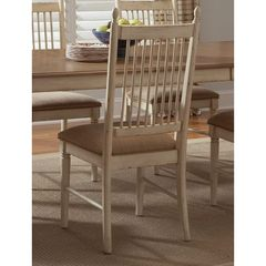 Buy Liberty Furniture Cottage Cove Traditional Side Chair in Ivory, Beige on sale online