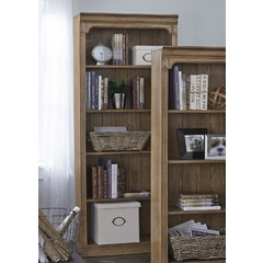 "Buy Liberty Furniture Cumberland Creek 72"" Open Bookcase on sale online"