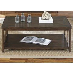 Buy Liberty Furniture Dockside Occasional 48x28 Cocktail Table on sale online