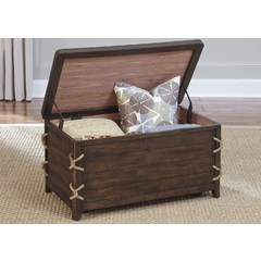 Buy Liberty Furniture Dockside Occasional Storage Trunk on sale online