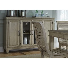 Buy Liberty Furniture Grayton Grove Buffet in Driftwood on sale online