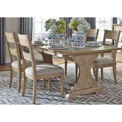 Buy Liberty Furniture Harbor View 5 Piece 94x42 Rectangular Dining Room Set on sale online