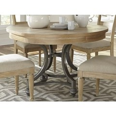Buy Liberty Furniture Harbor View 42x42 Round Dining Table in Sand on sale online