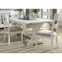 Buy Liberty Furniture Harbor View II 5 Piece 94x42 Rectangular Dining Room Set on sale online