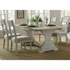 Buy Liberty Furniture Harbor View III 5 Piece 94x42 Rectangular Dining Room Set on sale online