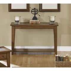 Buy Liberty Furniture Hearthstone 48x18 Rectangular Sofa Table in Oak on sale online