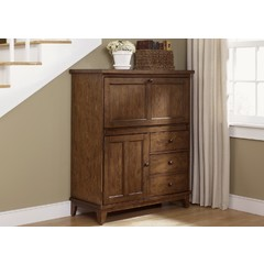 Buy Liberty Furniture Hearthstone Computer Cabinet on sale online