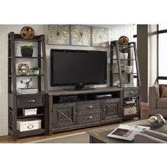 Buy Liberty Furniture Heatherbrook 3 Piece 66x18 TV Stand on sale online
