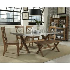 'Traditional Meets Modern' Dining Room Furniture, Crafted Just For You!