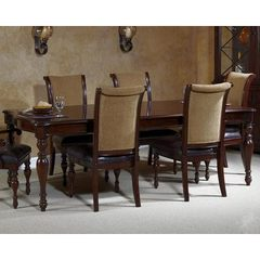 Buy Liberty Furniture Kingston Plantation 108x40 Rectangular Dining Table in Cognac, Dark Wood on sale online