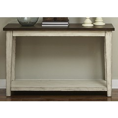 Buy Liberty Furniture Lancaster Occasional 48x18 Sofa Table on sale online