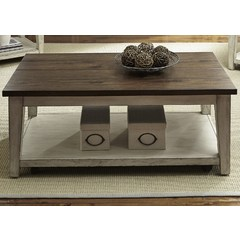 Buy Liberty Furniture Lancaster Occasional 48x26 Cocktail Table on sale online