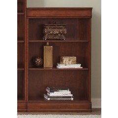 Buy Liberty Furniture Louis Jr Executive 48 Inch Bookcase (RTA) on sale online