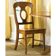 Buy Liberty Furniture Low Country Bronze Napoleon Back Side Chair on sale online