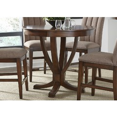 Buy Liberty Furniture Mirage 42x42 Round Pedestal Table on sale online