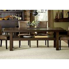 Buy Liberty Furniture Moreno Valley 88x42 Rectangular Trestle Table on sale online