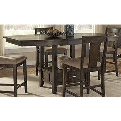 Buy Liberty Furniture Patterson 78x42 Rectangular Dining Table in Espresso on sale online