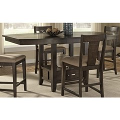 Buy Liberty Furniture Patterson 78x42 Rectangular Gathering Counter Height Table on sale online