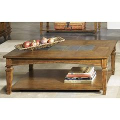 Buy Liberty Furniture Santa Fe 48x28 Rectangular Cocktail Table in Oak, Medium Wood on sale online