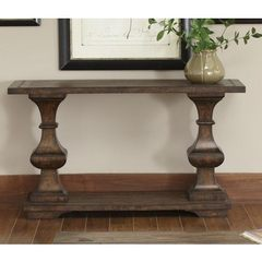 Buy Liberty Furniture Sedona 50x16 Rectangular Sofa Table in Brown on sale online