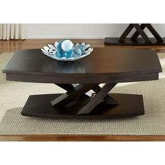 Buy Liberty Furniture Southpark 48x30 Rectangular Cocktail Table in Charcoal on sale online