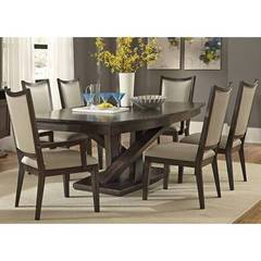 Buy Liberty Furniture Southpark 7 Piece 84x48 Rectangular Dining Room Set on sale online