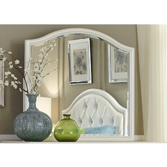 Buy Liberty Furniture Stardust 39x37 Arch Mirror on sale online
