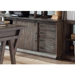 Buy Liberty Furniture Stone Brook Computer Credenza on sale online
