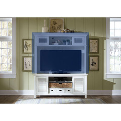 Buy Liberty Furniture Summerhill 68x20 Entertainment TV Stand in White on sale online