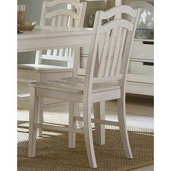 Buy Liberty Furniture Summerhill Country Side Chair w/ Slat Back on sale online