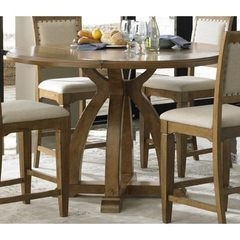Buy Liberty Furniture Town & Country 54x54 Round Gathering Counter Height Table in Sand on sale online