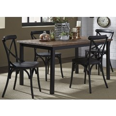 Buy Liberty Furniture Vintage Dining 5 Piece 60x36 Dining Room Set on sale online