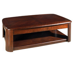 Buy Steve Silver Lidya 48x27 Lift Top Cocktail Table in Dark Cherry on sale online